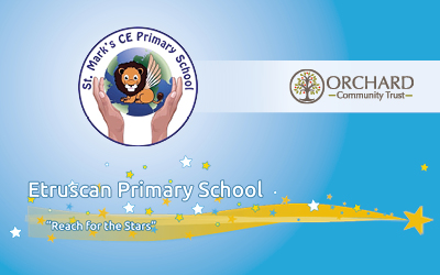 Saint Mark's and Etruscan Primary Schools Join Orchard Community Trust