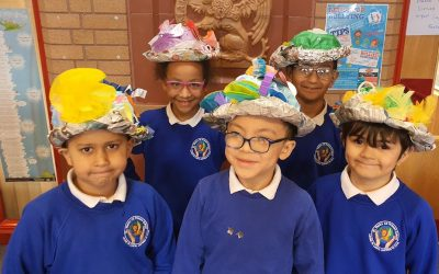 Stoke-on-Trent Schools Supporting Wear a Hat Day for Brain Tumor Research